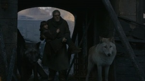 Bran,_Hodor,_Summer_and_Shaggydog